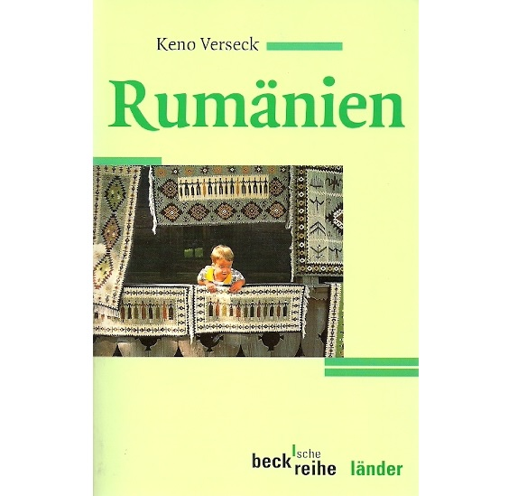 Verseck Buch Rumänien 1