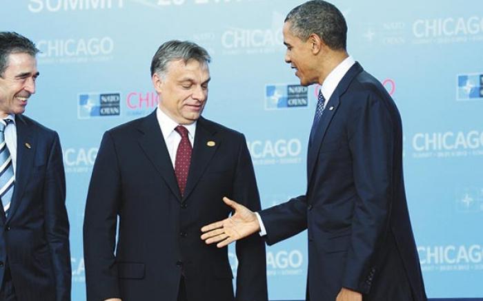 Orban Obama