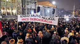 Ungarn Pressefreiheit 3