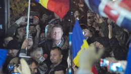 Johannis Wahlsieg Uni-Platz