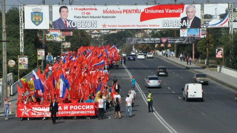 Moldau-Russland-PSRM