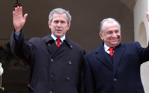 Iliescu-Bush