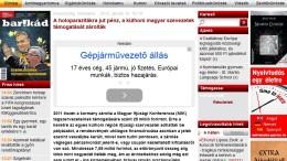 kuruc-info screenshot