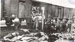trenulmortii Iasi 1941